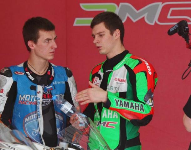 ЦСКА DMC Racing, 2-й этап RSBK: реализованные планы